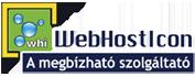 WebHostIcon Tárhely- és Domain Szolgáltató Kft. Logo
