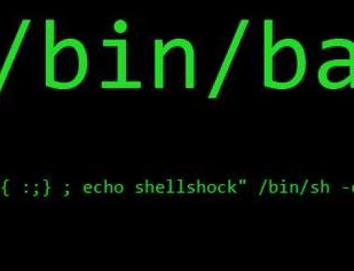 Shellshock Bash biztonsági frissítés