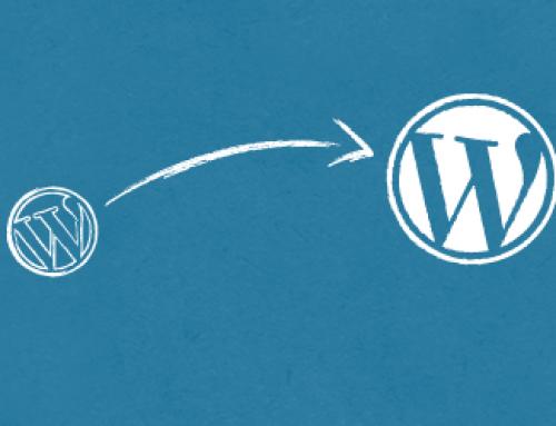 WordPress-költöztetés új tárhelyre