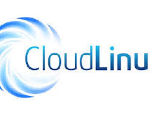 Cloudlinux alapú szerver